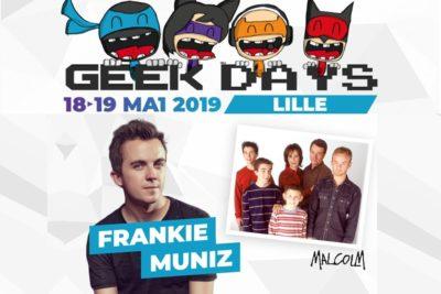 Geek Days Lille 2019