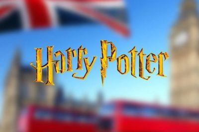 Voyage Harry Potter