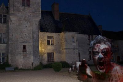 Escape Laser Game dans un chateau