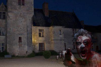 Escape Laser Game dans un chateau
