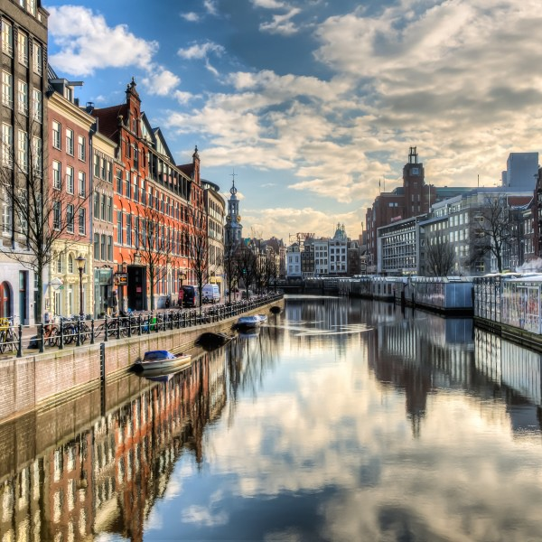 Séjour  Gaming Amsterdam