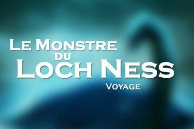 Voyage en Ecosse à la rencontre du monstre du loch ness