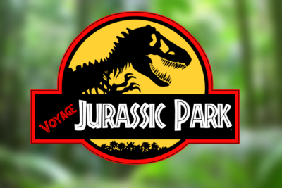 Voyage Jurassic park Newgo