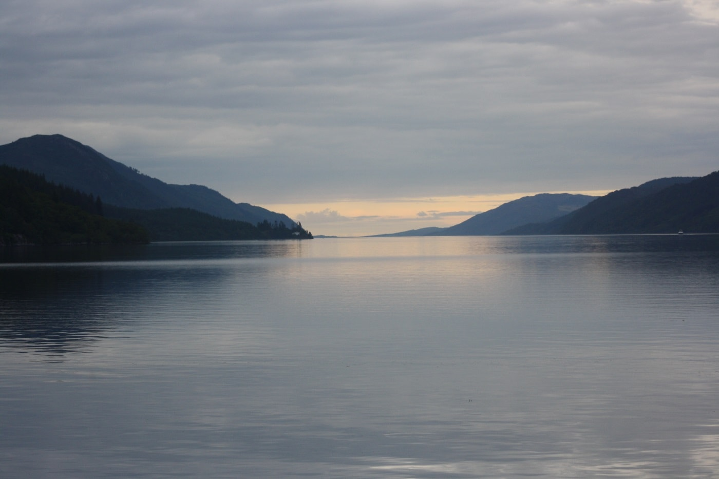 A la rencontre du monstre du Loch Ness en Ecosse