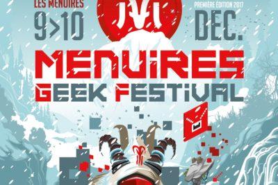 Menuires Geek Festival