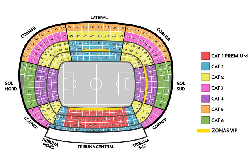 Places au Camp Nou