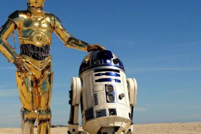 voyages Star Wars Newgo Travel R2D2 C3PO