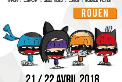 Geek Days Rouen Hotel