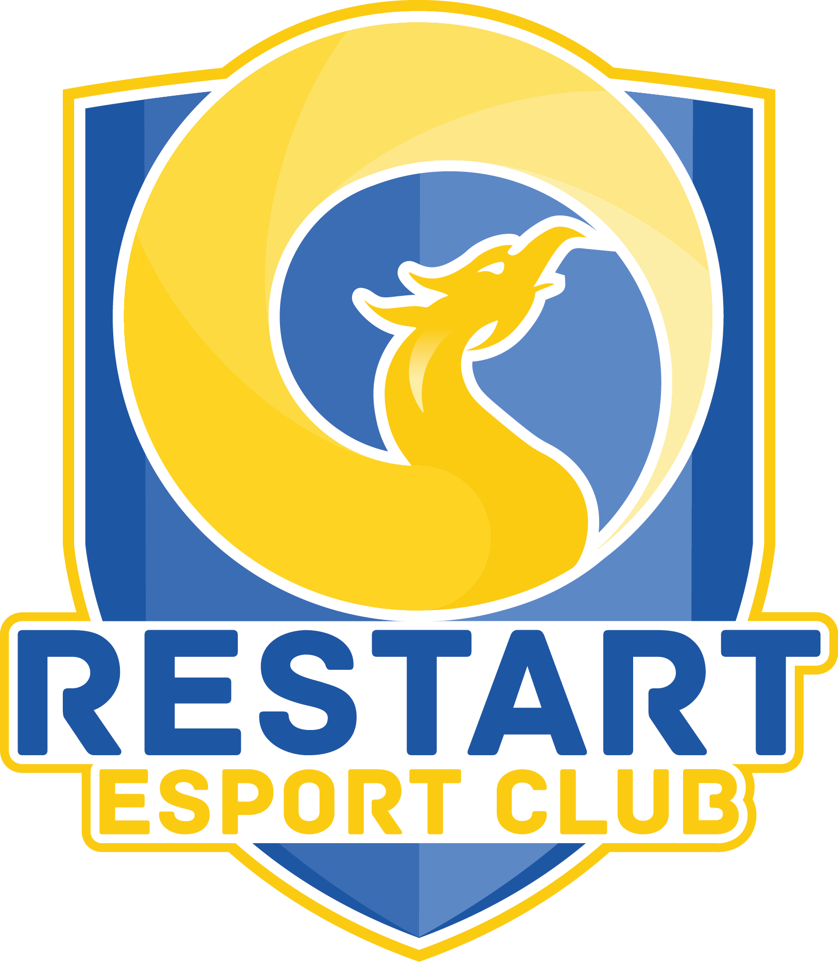 Logo Restart Esport New Go