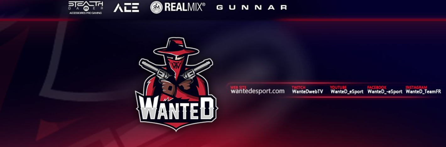 Wanted Esport NewGo