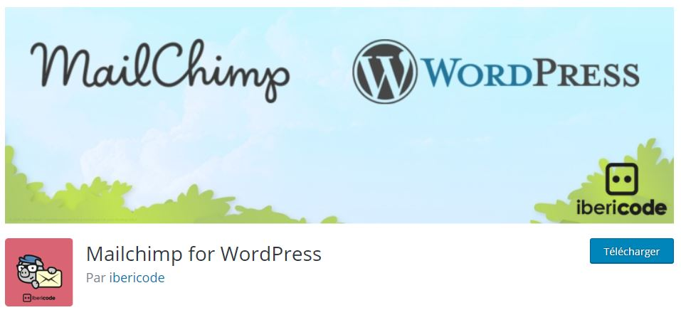 mailchimp plugin site wordpress