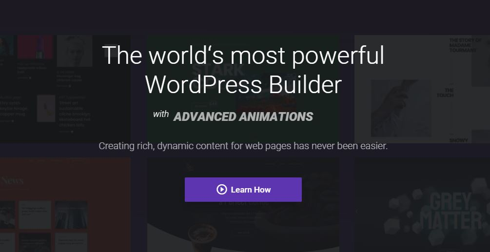 slider revolution plugin site wordpress
