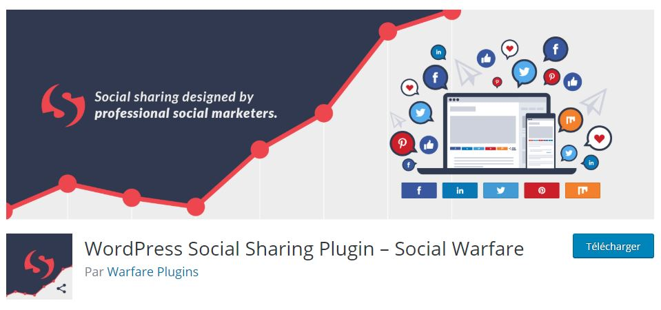 social warfare plugin wordpress site web